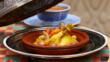 Chicken Tagine Makful recipe from the One&Only Royal Mirage Dubai