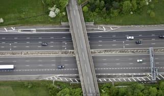 M25, Motorway