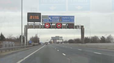 Smart motorways