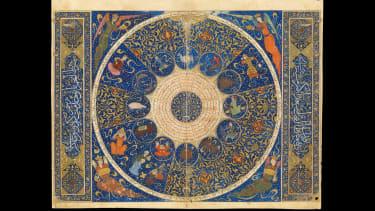 Horoscope of Iskandar Sultan, 1411