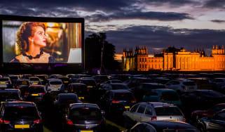 Luna Cinema Drive Blenheim Palace
