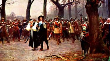 Civil War, Charles I, Oliver Cromwell