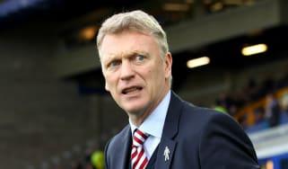 David Moyes Sunderland manager