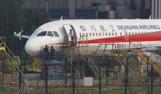 Sichuan Airlines decompression