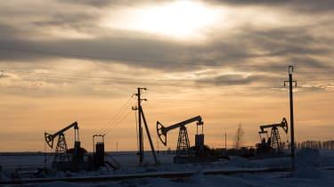 Russian oilfield