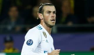 Gareth Bale Real Madrid transfer Spurs Man Utd