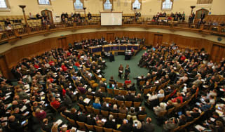 View of the Church of England's General Synod