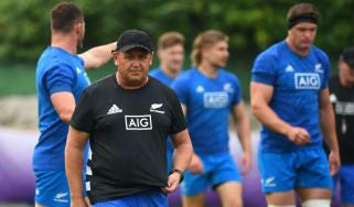 Ian Foster has succeeded Steve Hansen as head coach of the New Zealand rugby union team