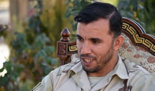 Afghan general Abdul Raziq has been killed by a bodyguard ahead of elections on Saturday