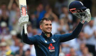 Alex Hales England vs. Australia ODI series Trent Bridge