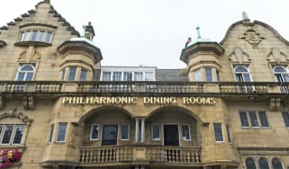 The Philharmonic Dining Rooms