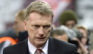 Former Man Utd manager David Moyes