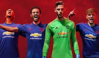 Manchester United kit