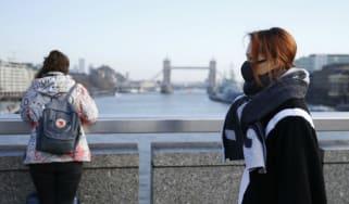 London Bridge, London, Coronavirus