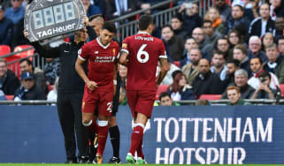 Dejan Lovren Liverpool Instagram death threat