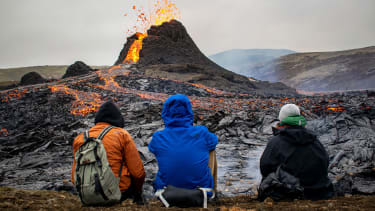 Iceland Fagradalsfjall © Getty images