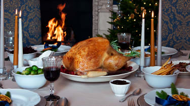 Farmison & Co heritage breed free range Bourbon Red turkey