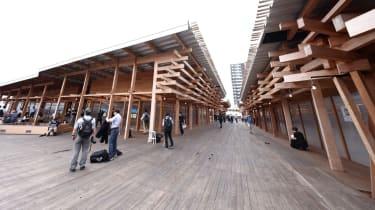 Tokyo 2020 Village Plaze
