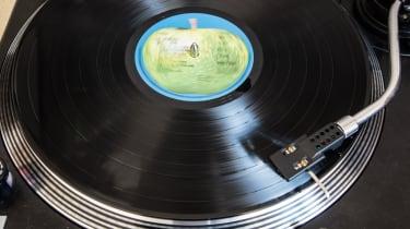 Vinyl record sales UK