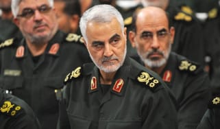 Major General Qasem Soleimani, Iran