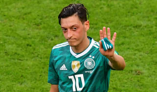 Mesut Ozil Germany quit