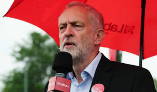 Labour leader Jeremy Corbyn says his party is 'well placed to fight'
