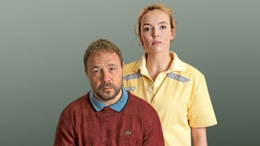 Stephen Graham and Jodie Comer in Help