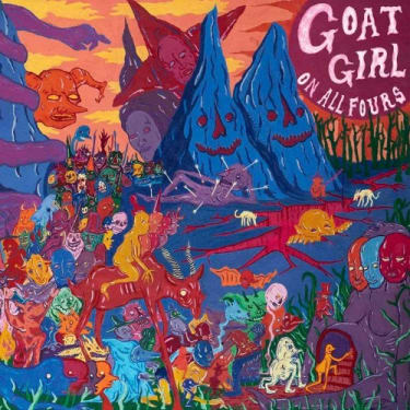 Goat Girl: On All Fours