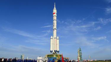 Long March 2F carrier rocket