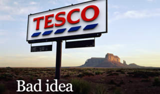 Tesco in America