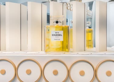 Chanel Factory 5 at Selfridges The Corner Shop