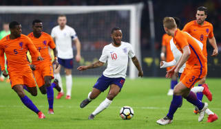 Raheem Sterling England vs. Italy team news live stream TV