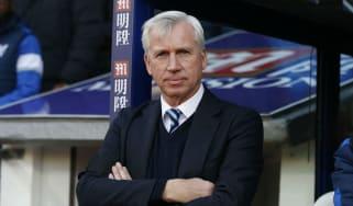 Alan Pardew West Brom head coach