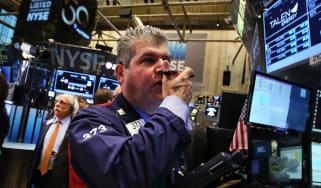 US Market Trader Grexit