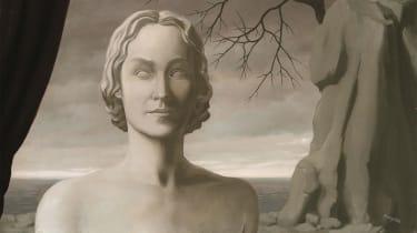 Rene Magritte's L'Incorruptible