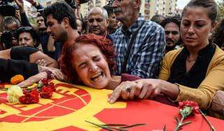 Turkey bombing