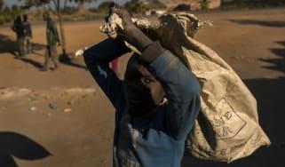 Cobalt mining, DRC, Congo