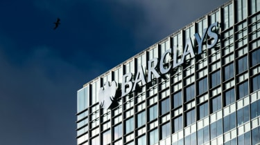 Barclays headquarters is based in Canary Wharf, London