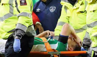 Seamus Coleman, Ireland, Everton