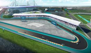 F1 2021 Miami Grand Prix will be held at Hard Rock Stadium