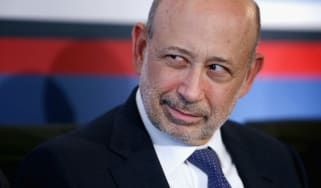 Goldman CEO Lloyd Blankfein has dropped numerous hints about moving UK operations to Frankfurt
