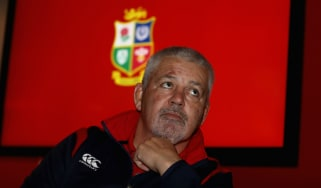 Warren Gatland, Lions head coach
