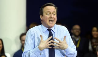 David Cameron is facing a government probe into his lobbying for Greensill Capital