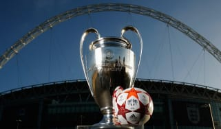 Champions League final Wembley