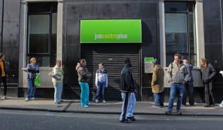 A Job Centre in Bristol
