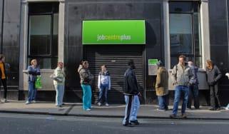 A Job Centre in Bristol