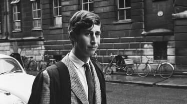 Prince Charles at Cambridge