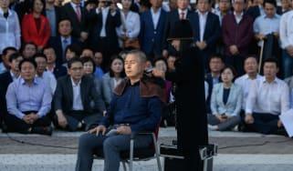 Liberty Party leader Hwang Kyo-ahn, South Korea