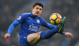 Harry Maguire Man Utd transfer news Leicester