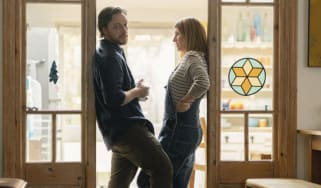 James McAvoy and Sharon Horgan in Together